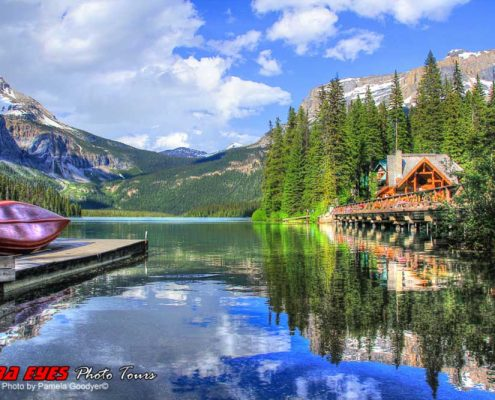GOOD Canadian Rockies photography tour, workshop, lessons,
