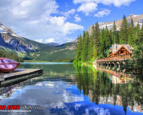 Canadian Rockies photography tour, workshop, lessons,