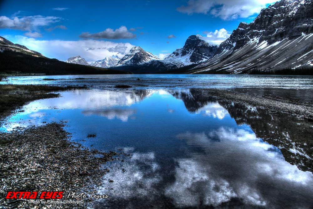 Canadian Rockies photography tour, workshop, lessons,
